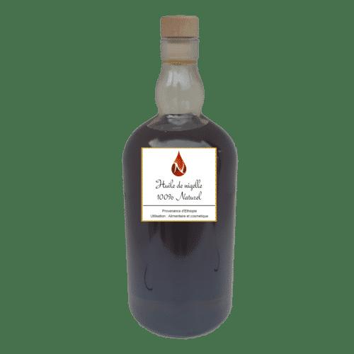1L huile de nigelle Ethiopie bio
